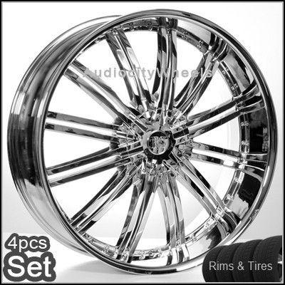 26 rims tires chevy ford cadillac gmc qx56 wheels sku t26r990097p 4pcs