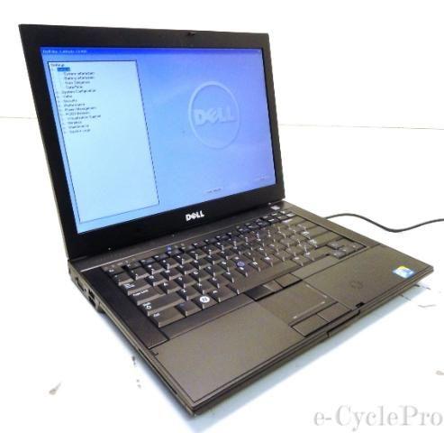 Dell Latitude E6400 14 Laptop  2.26GHz Core 2 Duo  4gb PC2 6400