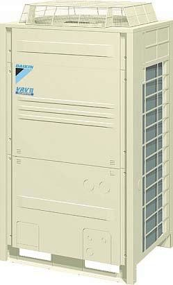 Ton commercial Ductless Air conditioner Heat pump system (4x24)