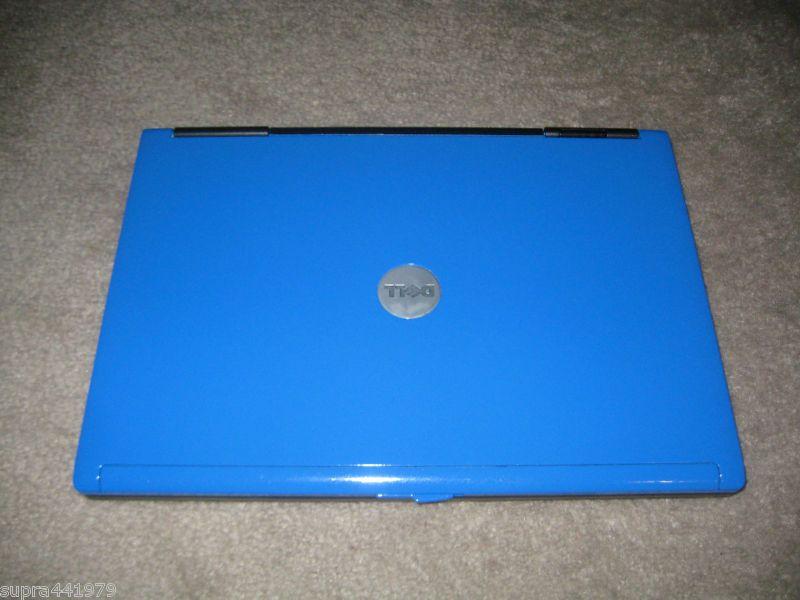 Blue Dell Latitude D620 Core Duo/1GB RAM/100GB 7200RPM 683728203214