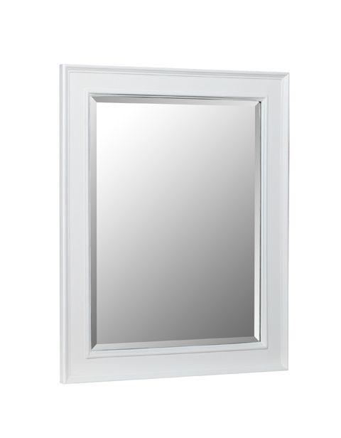 24 inch RECTANGULAR BATHROOM WALL MIRROR