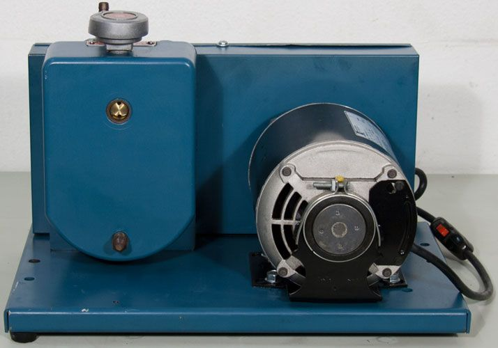 Marvac Scientific A 10/A10 Belt Driven Vacuum Pump