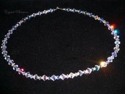 Gorgeous  Authentic Swarovski Crystal Necklace 18